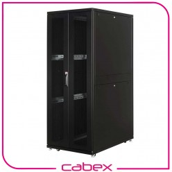 36U 19'' Dikili Tip Server Kabinet W=600mm D=1000mm