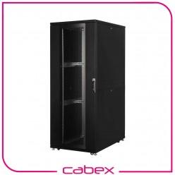 26U 19'' Dikili Tip Server Kabinet W=600mm D=1000mm