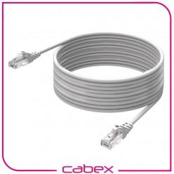 Cat6 Whıte/ Beyaz Patch Cord 10 Mt