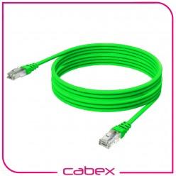 Cat6 Green / Yeşil Patch Cord 5 Mt