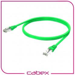 Cat6 Green / Yeşil Patch Cord 2 Mt