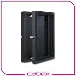NETbox Duvar tipi 12U Arka Gövde Modulü W=600mm D=150mm ( Ek Bölme)