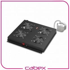 4 lü Fan Modülü on/off switch Dikili tip Sınıfı için