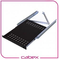 Günko Hareketli Raf 1000 mm derinliğindeki kabinetler için (Ağır Hizmet Tipi)