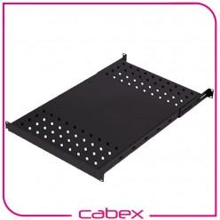 Günko 1/2U Sabit Raf - 1000 mm derinliğindeki kabinetler için (Ağır Hizmet Tipi)