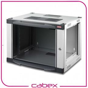 7U 19'' Wall Type Cabinet W=600mm D=450mm