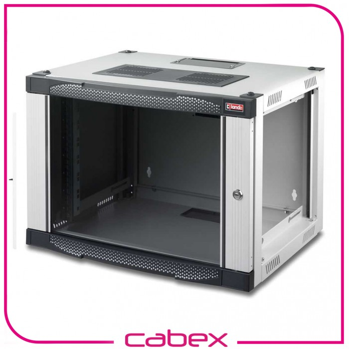 20U 19'' Wall Type Cabinet W=600mm D=450mm