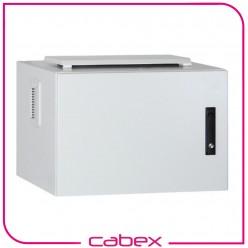 16U 19'' SAFEbox IP55 Dahili Ortam ( Indoor) Duvar Tipi Kabinet W=600mm D=450mm